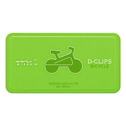 Midori D-Clips Bicycle