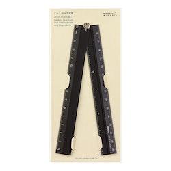 Midori Multiple Ruler [30 cm]