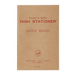 Hightide Puggy's Paperback Notebook