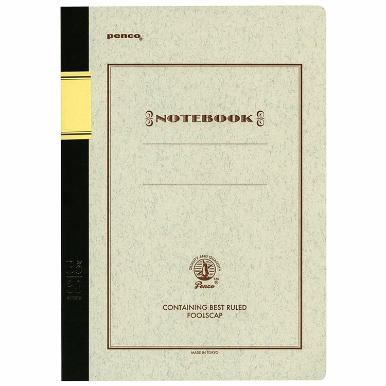 Penco Foolscap Notebook [B5]