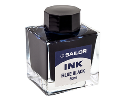 Sailor Basic Blue/Black Ink 50 ml