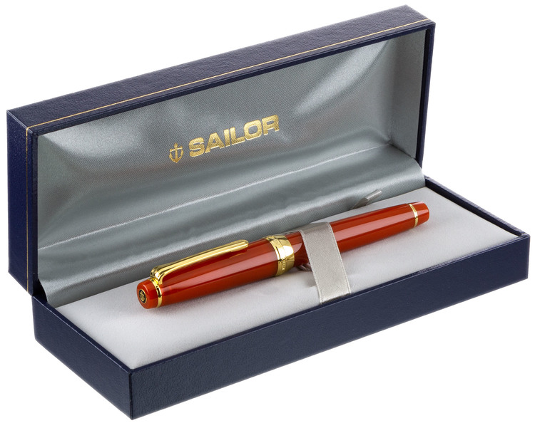 Sailor Professional Gear Slim (Sapporo) – Fire Special Edition