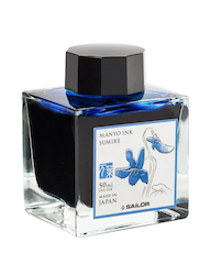 Sailor Manyo Ink Sumire 50 ml