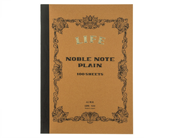 LIFE Noble Notebook A5 Blank