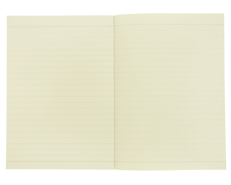 LIFE Noble Notebook A5 Linjerad