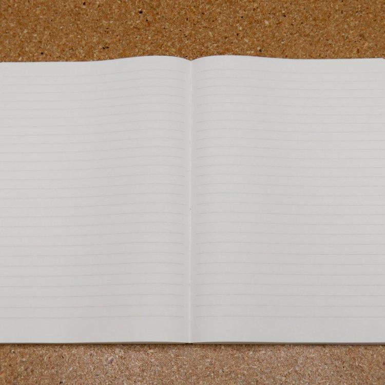 Nanami Seven Seas Writer A5 Journal (Tomoe River)