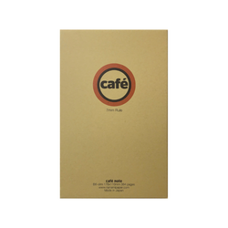 Nanami Cafe Note B6 Slim Linjerad (Tomoe River)
