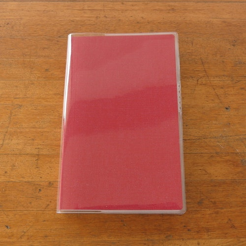 Nanami Clear Cover [B6 Slim]