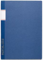 Stálogy 016 Vintage Notebook [B5] Blå