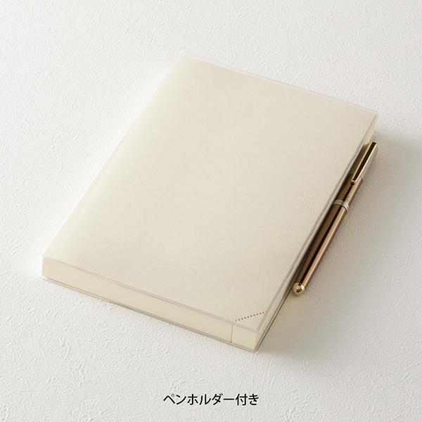 Midori MD Clear Cover A5 Codex 1Day 1Page