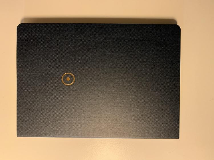 Nanami Seven Seas MicroDot A5 Journal (Tomoe River)