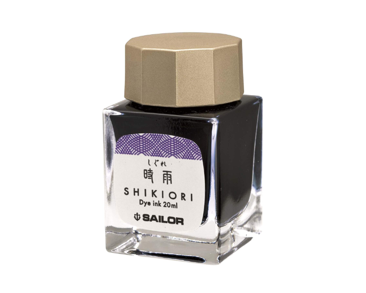 Sailor Shikiori Shigure Ink 20 ml