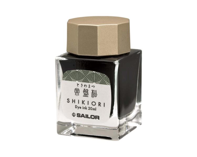 Sailor Shikiori Tokiwa-Matsu Ink 20 ml