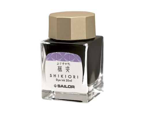 Sailor Shikiori Fuji Sugata Ink 20 ml