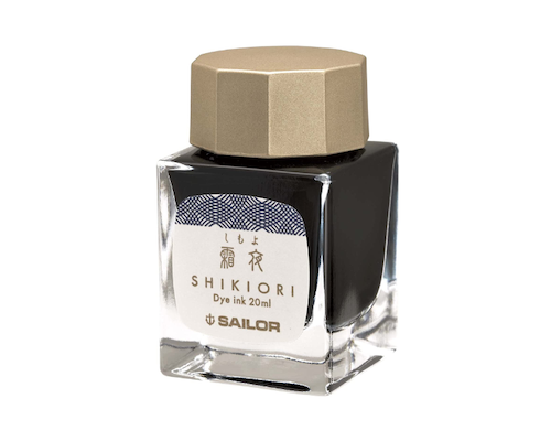 Sailor Shikiori Shimoyo Ink 20 ml