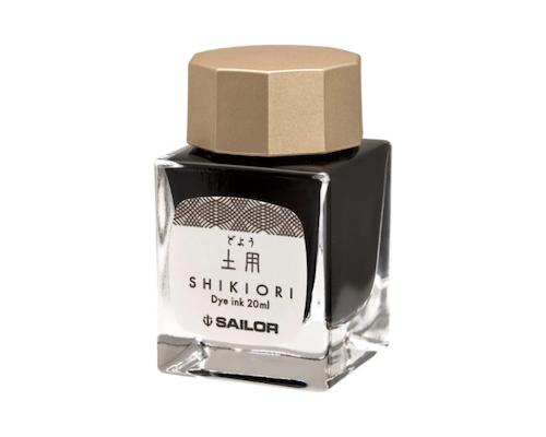 Sailor Shikiori Doyou Ink 20 ml