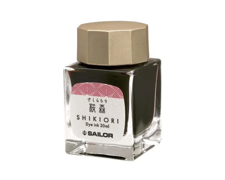 Sailor Shikiori Sakura-mori Ink 20 ml