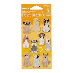 Midori Point Marker Dogs
