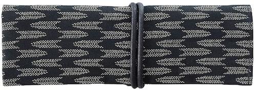 Saki P-661 Roll Pen Case Svart