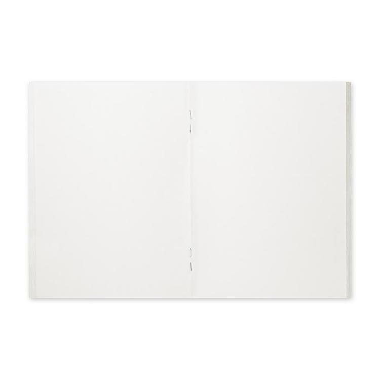 Traveler's Company Traveler's notebook - 008 Sketch Paper Notebook, Passport Size