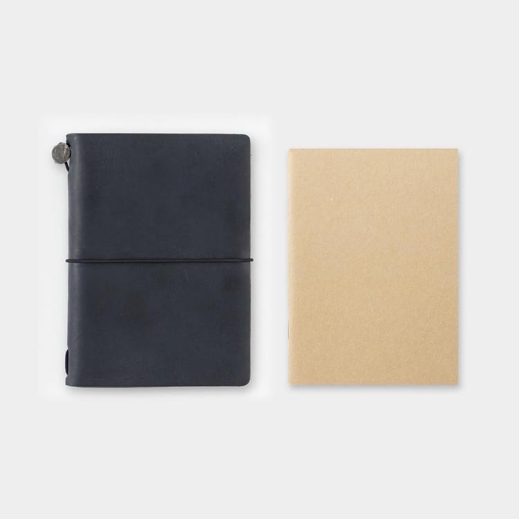 Traveler's Company Traveler's notebook - 009 Kraft Paper Notebook, Passport Size