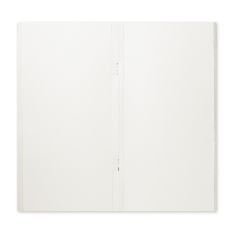 Traveler's Company Traveler's notebook - 012 Sketch Paper Notebook, Regular Size