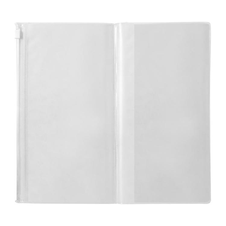Traveler's Company Traveler's notebook - 008 Zipper Case, Regular Size