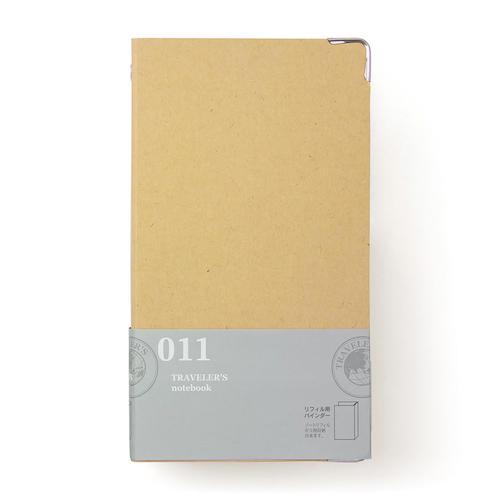 Traveler's Company Traveler's notebook - 011 Refill Binder, Regular Size
