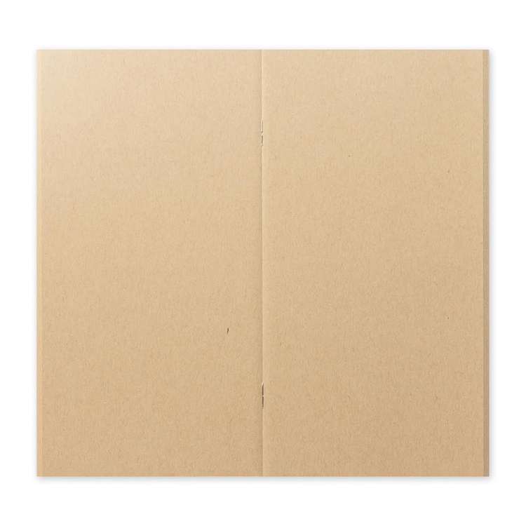 Traveler's Company Traveler's notebook - 014 Kraft Paper Notebook, Regular Size