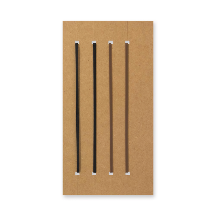 Traveler's Company Traveler's notebook - 021 Connecting Rubber Band, Regular Size