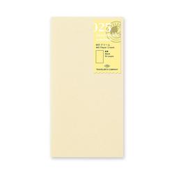 Traveler's Company Traveler's notebook - 025 MD Paper Cream, Regular Size