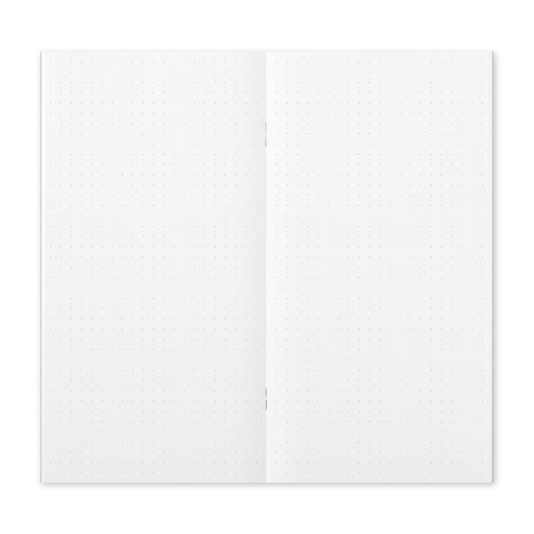 Traveler's Company Traveler's notebook - 026 Dot Grid, Regular Size
