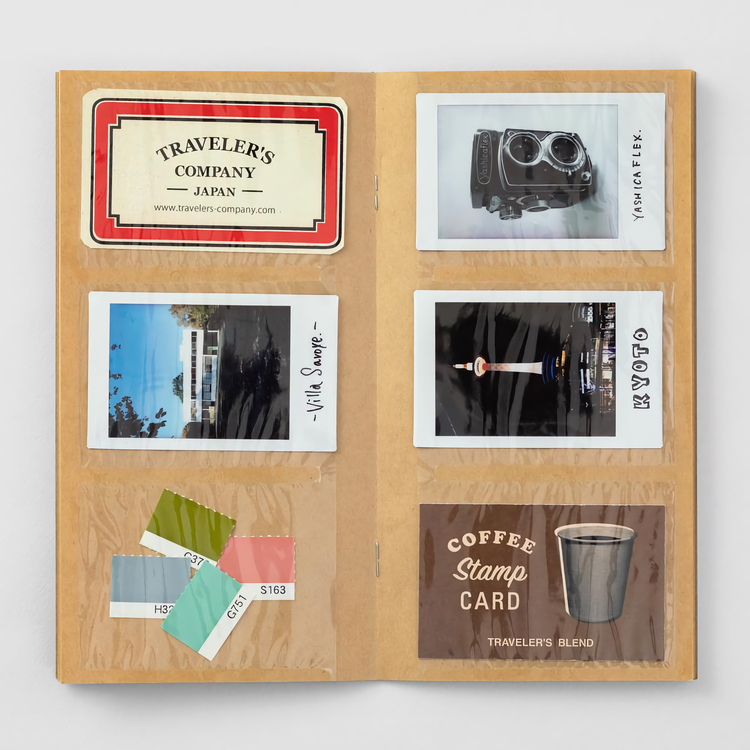 Traveler's Company Traveler's notebook - 028 Refill Card File