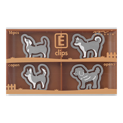 Midori E-Clips Dogs
