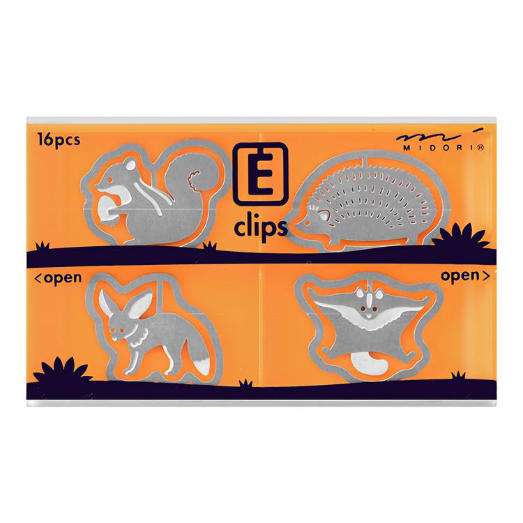 Midori E-Clips Small Animals