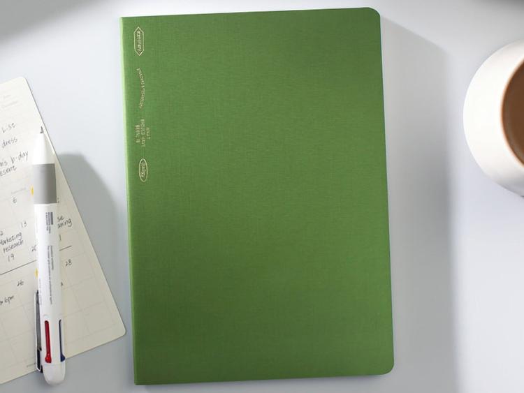 Stálogy 018 365 Days Notebook [A5] Matcha Green [Limited Edition]