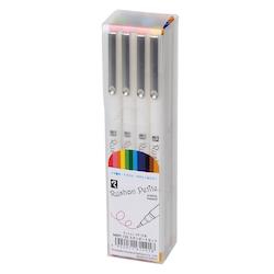 Teranishi Rushon Petite Pen 0,3 mm – Standard (12-pack)