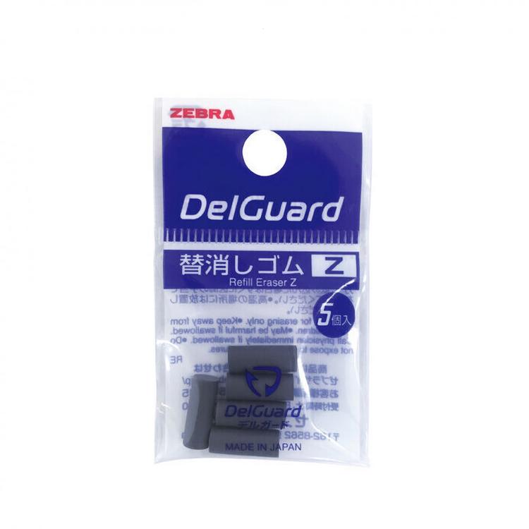 Zebra DelGuard Eraser Z Refill (5-pack)