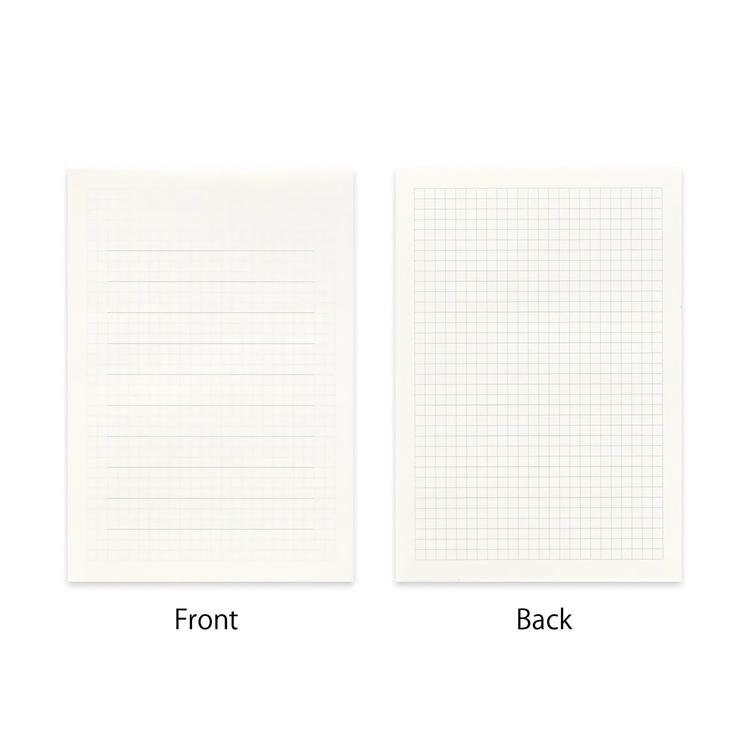 Traveler's Company Traveler's notebook - Letter Pad, Passport Size (B-Sides & Rarities)