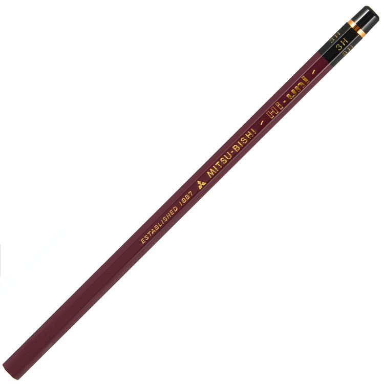 Uni Mitsubishi Hi-Uni Pencil