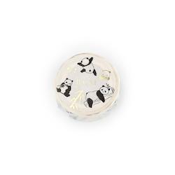 BGM Washi Tape Special Foil Gold Panda 15 mm