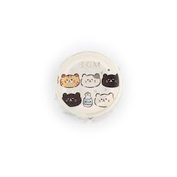 BGM Washi Tape Cats 20 mm