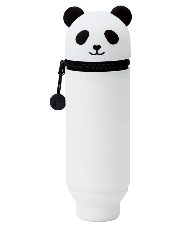 Lihit Lab Smart Fit PuniLabo Stand Pen Case Panda