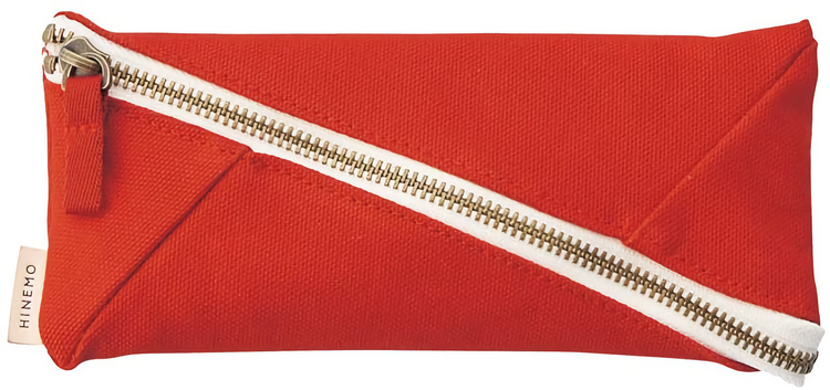 Lihit Lab Hinemo Wide Open Pen Pouch