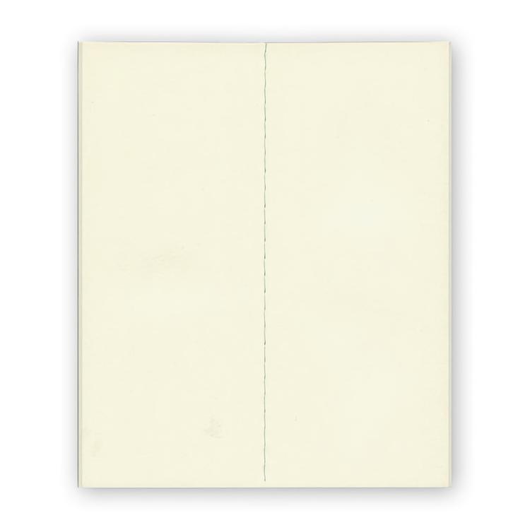 Yamamoto Ro-Biki Notebook New York – The Station Blank