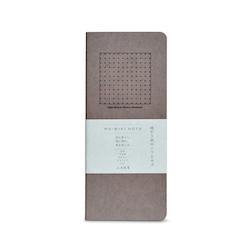 Yamamoto Ro-Biki Notebook Basic Cross grid