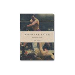 Yamamoto Ro-Biki Notebook Museum Dempsey Dot grid