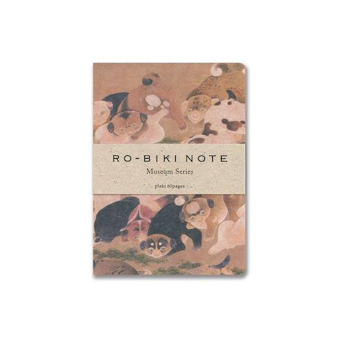 Yamamoto Ro-Biki Notebook Museum Hyakkenzu Dot grid