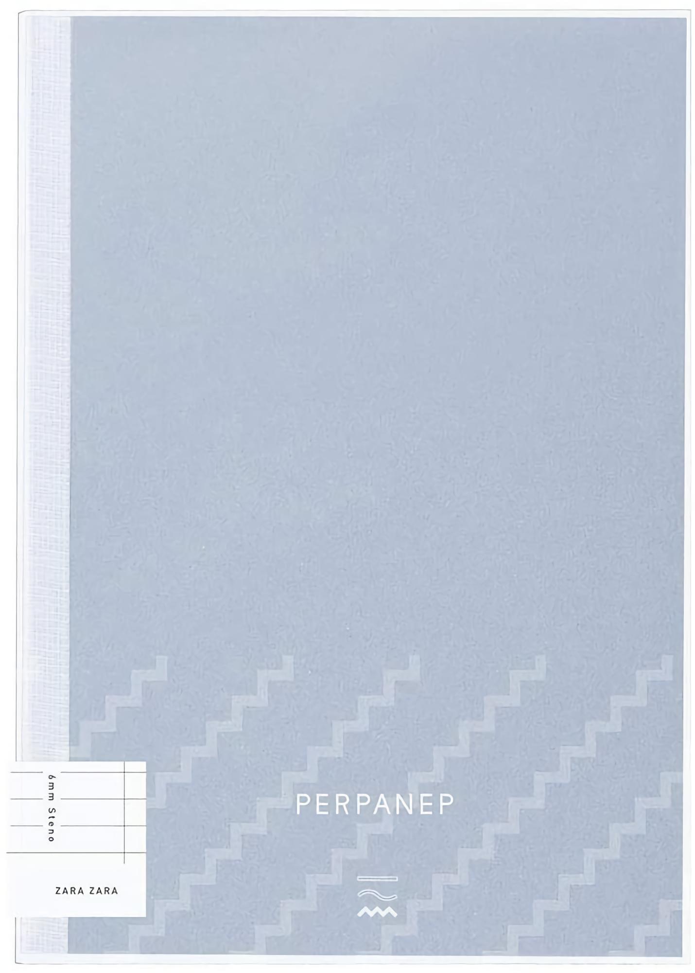 Kokuyo PERPANEP Notebook - Zara Zara A5 6 mm Steno