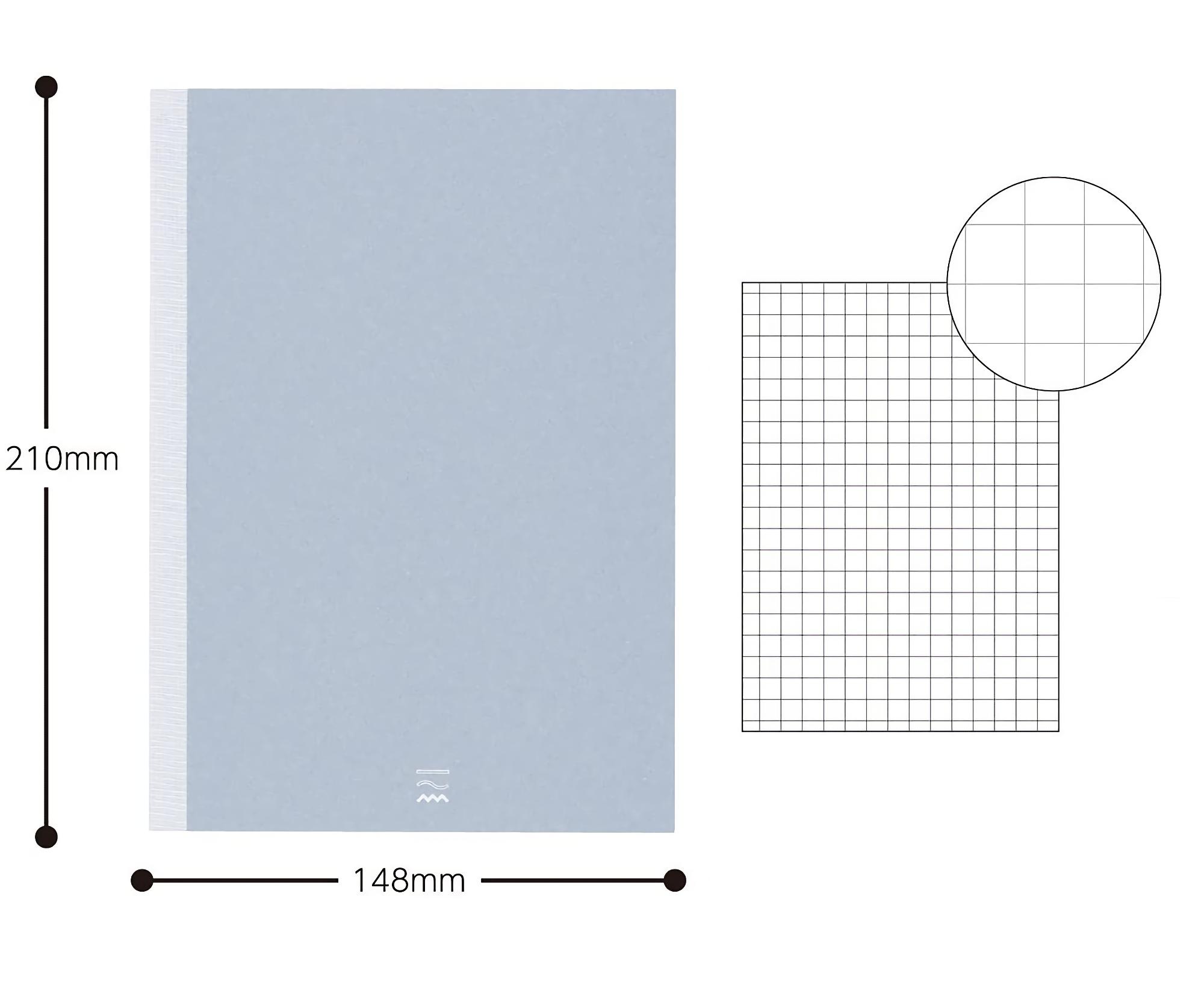 Kokuyo PERPANEP Notebook - Zara Zara A5 5 mm Rutad